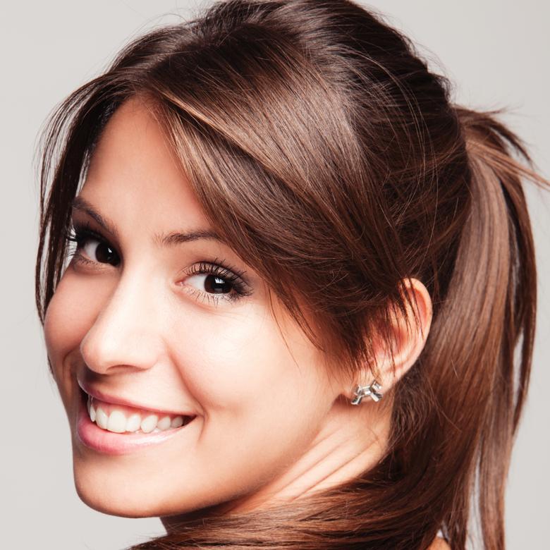 Laura testimonial of pelle dolce anti aging eye serum