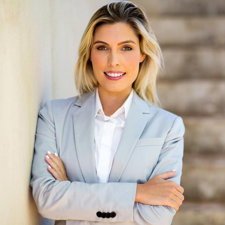 Nicole testimonial of pelle dolce moisturizer