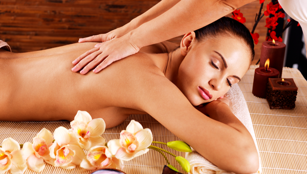 myofacial massage therapy